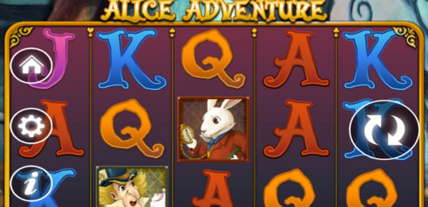 Slot Alice Adventure gioca online gratis