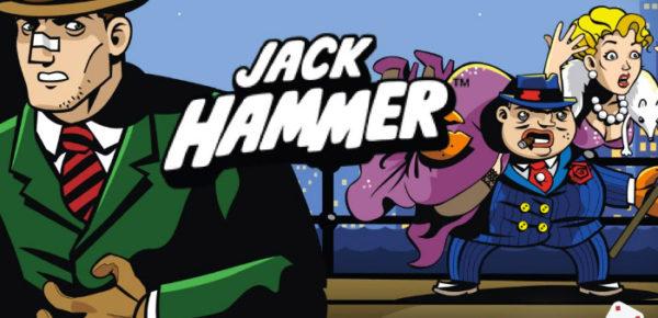 Slot Jack Hammer gioca gratis online