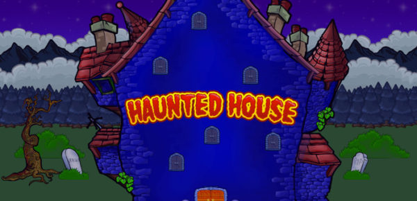 haunted house slot machines