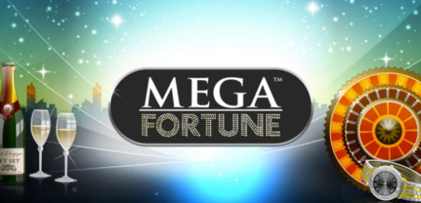 mega fortune video slot